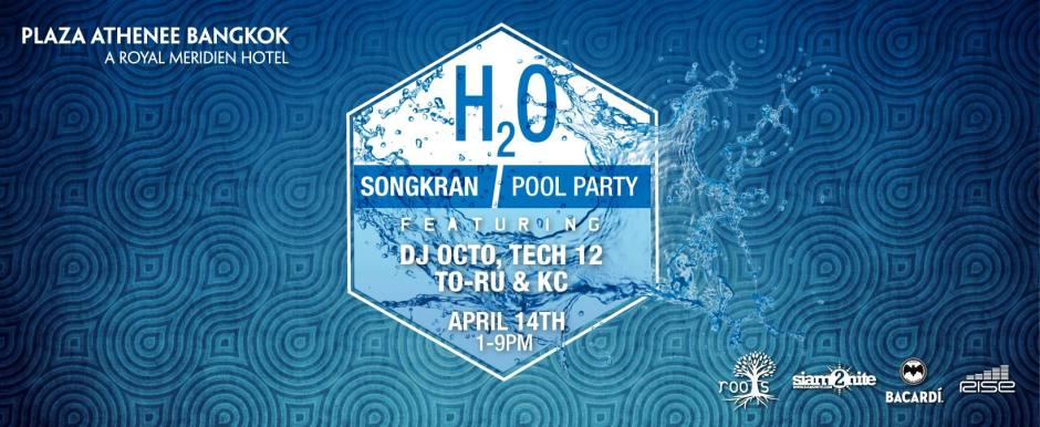 H2O Open Air Songkran